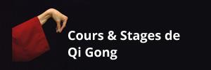 Cours et stages de Qi Gong