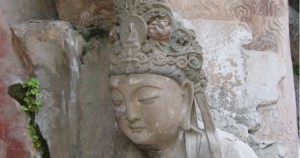 statue de femme